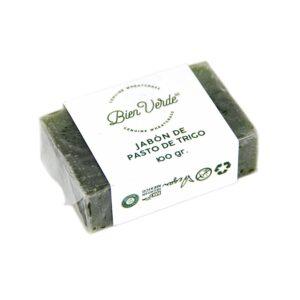 Jabón de Pasto de Trigo Bien Verde